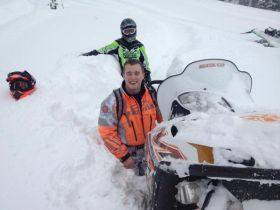Snowmobiling Rentals Big Horn Mountains Buffalo Ten Sleep WY