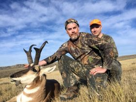 Antelope Pronghorn Hunts Outfitters Wyoming