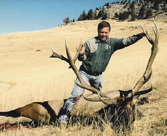 hunting elk outfitters wyoming buffalo ten sleep
