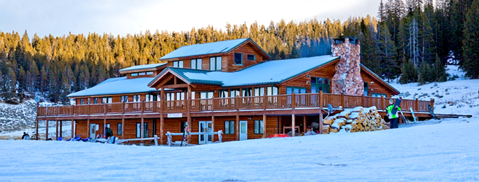 Meadowlark Ski Lodge Skiing Snowboarding Snowmobiling Cabins Dining Food Bighorns Mountains WY Ten Sleep Buffalo